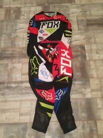 Fox mx clothing