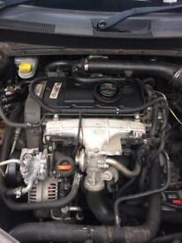 BYL 2.0 Engine complete 140bhp dodge Jeep Chrysler