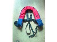 Life jacket CSR 150N