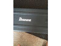Ibanez bass guitar