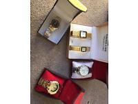 5 x Watches (3 Orlando, 2 matching Swiss Line)