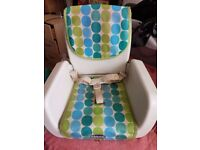 Chicco Dinner Time Booster Seat