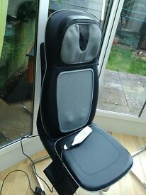 HoMedics Shiatsu/Roll Back Massage Chair Shoulder & Neck Massager