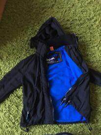Super dry coat size medium