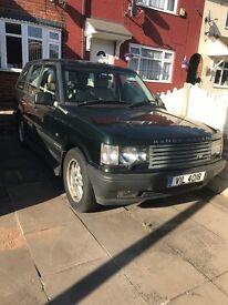 Range Rover 4.0 v8 1995 auto