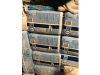 Tena pads full nappy style 27 packs all unopened