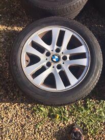"""BMW 16"""" Alloys"""