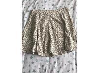 C River island skirt 12
