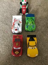 Disney cars plastic cars