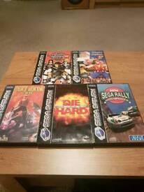 5 Sega Saturn games
