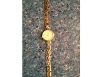 9ct hallmarked Watch gold