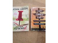 Paper towns / the last summer of us