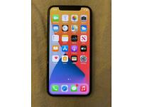 iPhone X 256gb - space grey - unlocked - very good condition