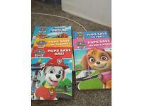 Paw patrol book bundle