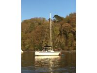 Hunter Duette 23 Only selling due to ill health this boat is in tiptop condition
