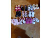 Size 3 shoe bundle for toddler