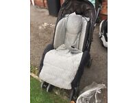Mamas and papas 3 in 1 pushchair and car seat