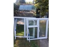 UPVC Privacy Double Glazed Windows