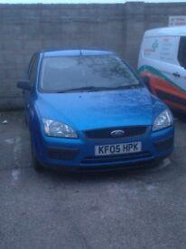 Ford Focus 2005 1.6 Blue