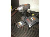 "Ingersoll rand 3/8"" 12 volt impact wrench/gun"