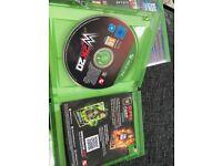 Wresting Xbox one game