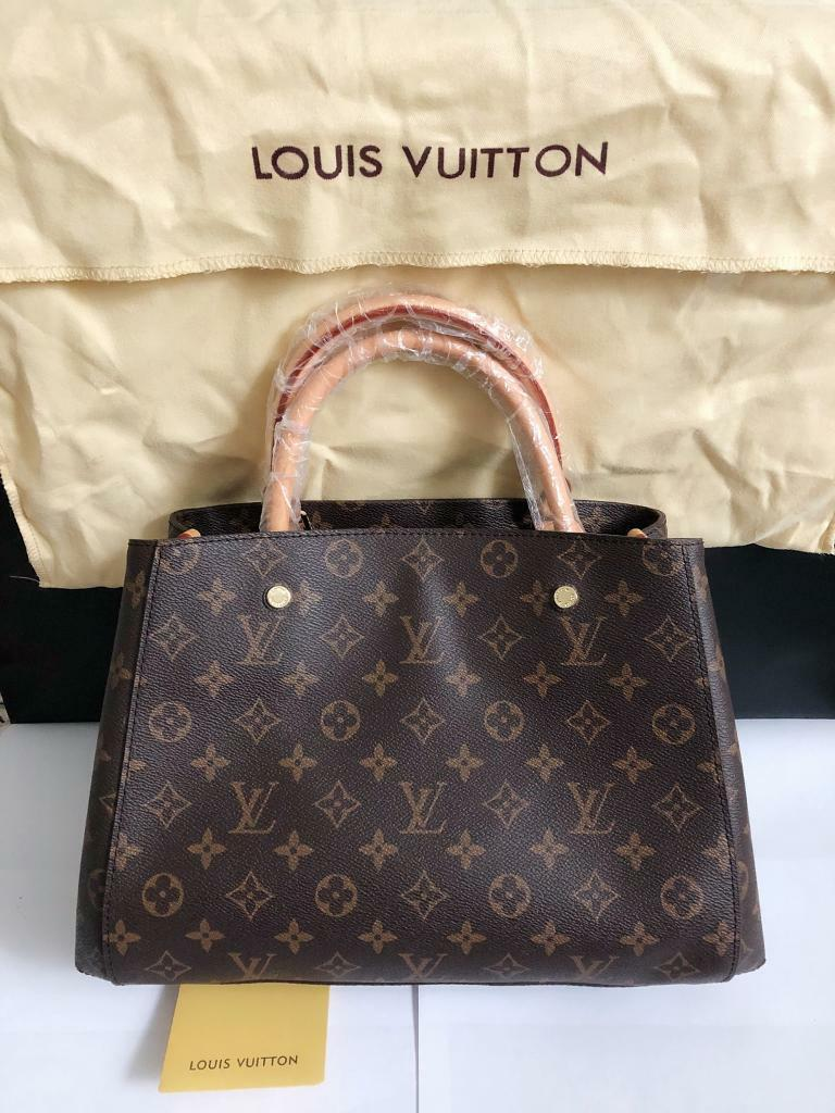 cd71f314eb74 Brand new with tag Louis Vuitton Montaigne BB Handbag With Dust Bag. Chelsea  ...