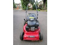 lawnmower petrol sanli 19inch