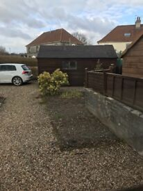 Old wooden garage free to take away must dismantle your self