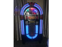 Itek Large Bluetooth Jukebox Station 1 CD Player. Great Condition £305 Ono.