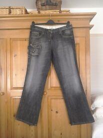 Vintage style, womens jeans bundle 8.