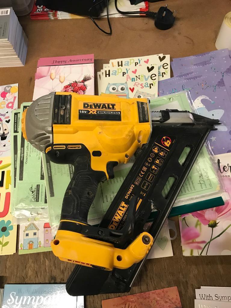 Dewalt nail gun | in Strathaven, South Lanarkshire | Gumtree