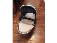 Icandy peach 3 lower carrycot in truffle