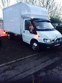 GLASGOWS NO. 1 MAN AND VAN SERVICE. ((from £25)