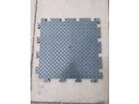 Garage Floor Tiles Interlocking Heavy Duty