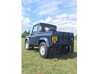2008 Land Rover Defender county pickup