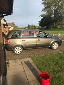 Vauxhall zafira 1.6 life - 7 seater