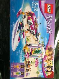 Lego Friends Andrea's Speedboat Transporter Brand New