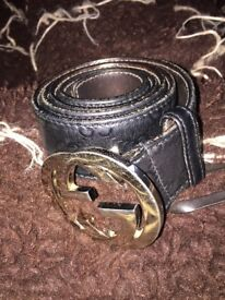 Good condition Gucci belt