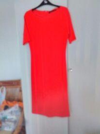 Orange Dress (medium)