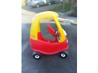 Little tike cosy coupe