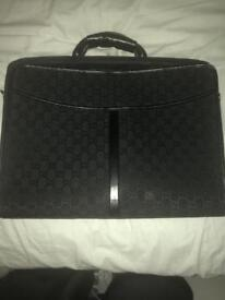 Gucci brief case