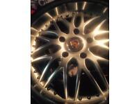 Porsche 993 / 993s wheels