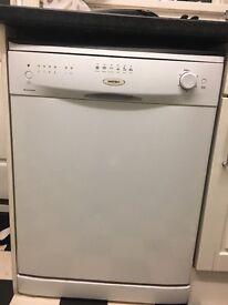 Matsui M12FDW09 white standard size dishwasher