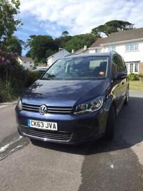 VW Touran 1.6 Bluemotion TDI