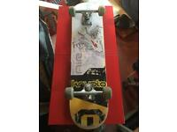 Krypto skateboard