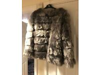 Brand new with tags faux fur women's ciat