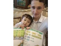 Au Pair in China!