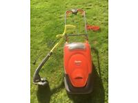 Sold *Lawnmower flymo and Roybi strimmer *sold*