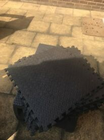 foam flooring easy install garden, outdoor play.