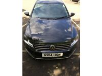 Renfrewshire council VW Passet 14 plate ready to rent